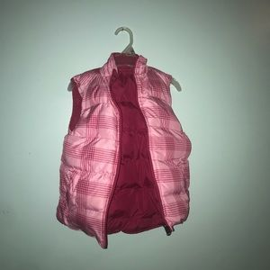 Cherokee Child's Puffer Vest
